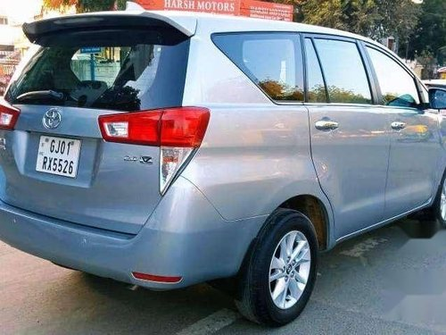 Used Toyota Innova Crysta 2017 MT in Ahmedabad