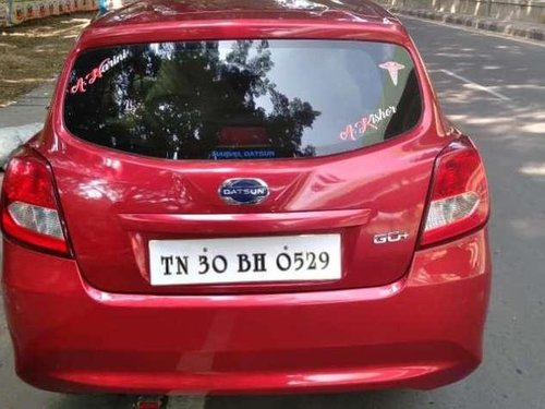Datsun GO Plus T 2017 MT for sale in Erode