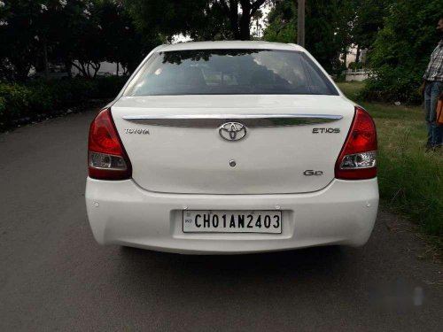 2012 Toyota Etios GD SP MT for sale in Chandigarh