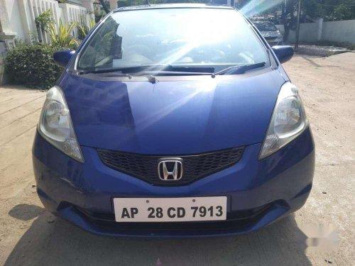 Used Honda Jazz V 2009 MT for sale in Hyderabad