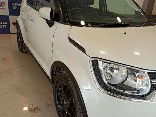 Used 2017 Maruti Suzuki Ignis 1.2 Delta MT for sale in Lucknow