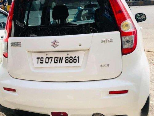 Used Maruti Suzuki Ritz 2016 MT for sale in Hyderabad