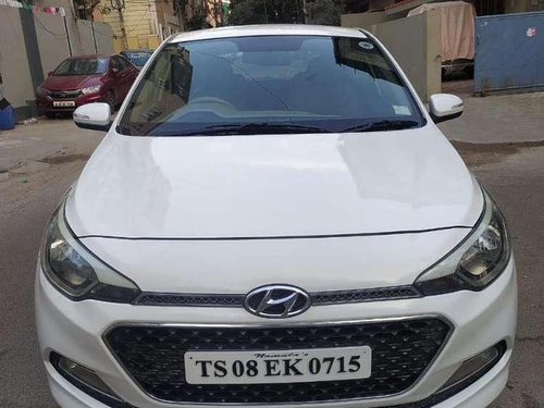 Hyundai Elite i20 Sportz 1.2 2015 MT for sale in Hyderabad