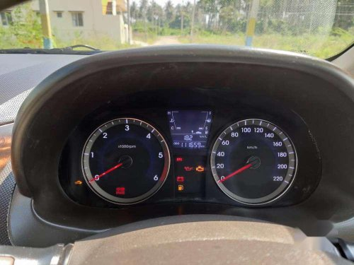 2013 Hyundai Fluidic Verna MT for sale in Chitradurga