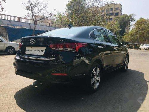2018 Hyundai Fluidic Verna MT for sale in Mumbai