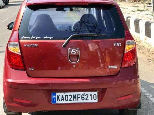Used 2011 Hyundai i10 1.2 Kappa Sportz MT for sale in Nagar