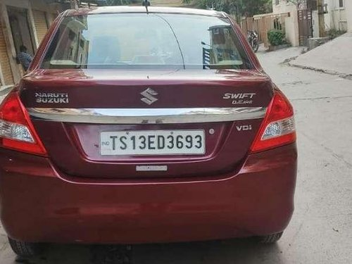 2015 Maruti Suzuki Swift Dzire MT for sale in Hyderabad