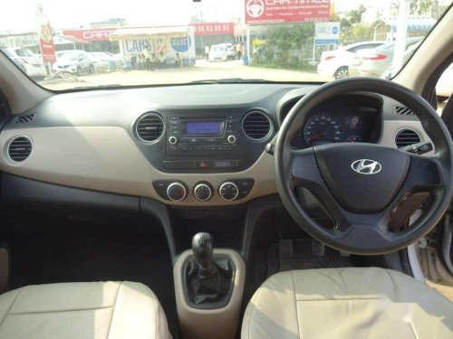 Used Hyundai Xcent 2015 MT for sale in Hyderabad
