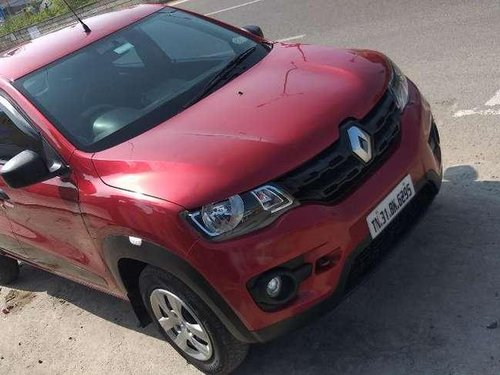 Renault Kwid RXL 2018 MT for sale in Pondicherry