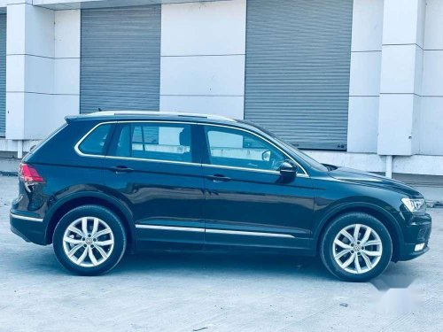 2017 Volkswagen Tiguan 2.0 TDI Highline AT for sale in Mumbai