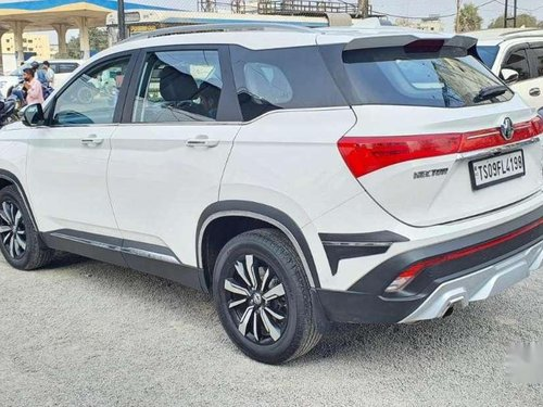 MG Hector 2019 AT for sale in Hyderabad