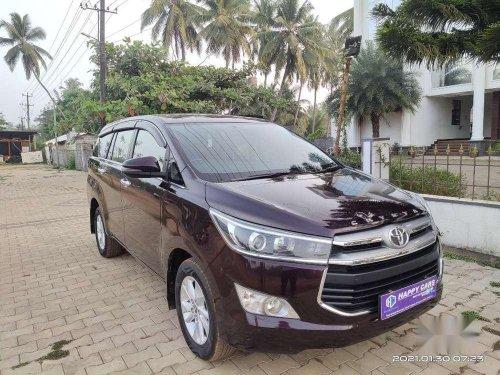 Used 2017 Toyota Innova Crysta MT for sale in Kundapur