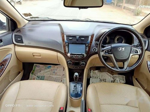 Hyundai Verna CRDi 2016 AT for sale in Mumbai-7