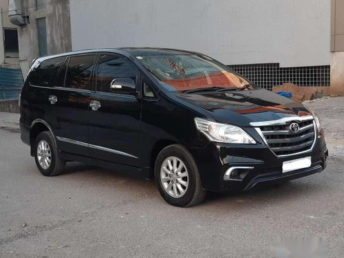 Used 2014 Toyota Innova 2.5 VX 7 STR MT for sale in Hyderabad