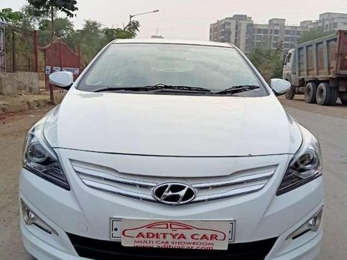 Hyundai Verna CRDi 2016 AT for sale in Mumbai-15