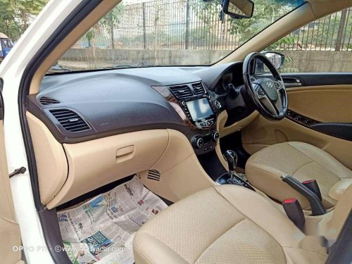 Hyundai Verna CRDi 2016 AT for sale in Mumbai