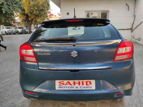 2017 Maruti Suzuki Baleno Petrol MT for sale in Agra