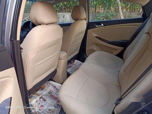 2015 Hyundai Verna SX MT for sale in Mumbai