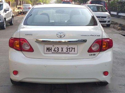 Used 2009 Toyota Corolla Altis 1.8 G MT in Mumbai