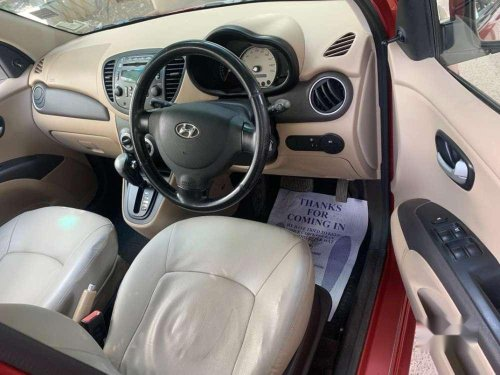 Hyundai i10 Asta 1.2 2010 AT for sale in Hyderabad