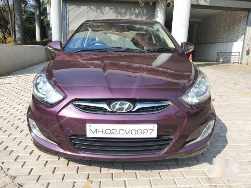 Hyundai Verna 1.6 VTVT SX 2012 MT for sale in Thane