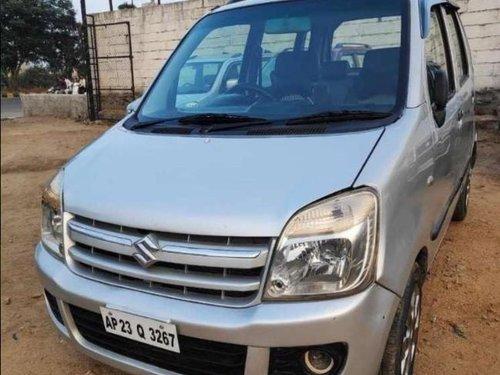 Used Maruti Suzuki Wagon R 2008 MT for sale in Hyderabad
