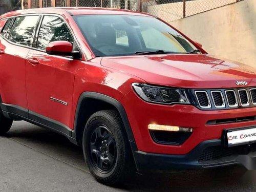 Jeep Compass 1.4 Sport 2018 MT in Mumbai