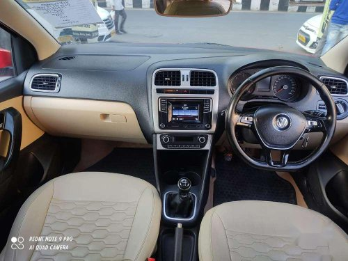 Used Volkswagen Polo 2016 MT for sale in Anand