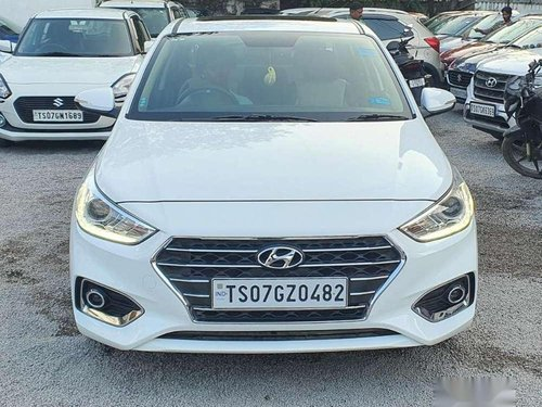 2019 Hyundai Verna CRDi 1.6 SX Option MT in Hyderabad