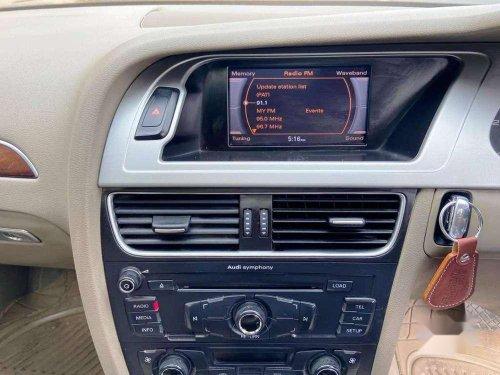 Used Audi A4 2.0 TDI 2012 AT in Ahmedabad