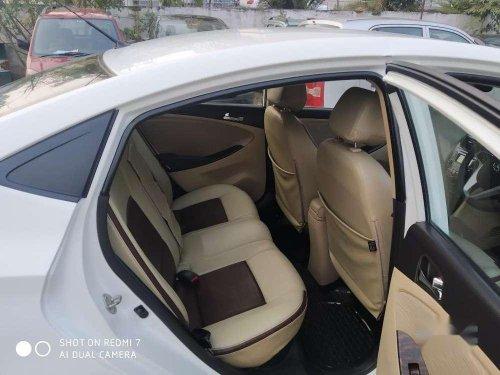 2013 Hyundai Fluidic Verna MT for sale in Hyderabad