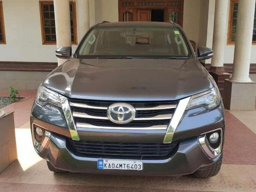 Used Toyota Fortuner 2017 AT for sale in Nagar