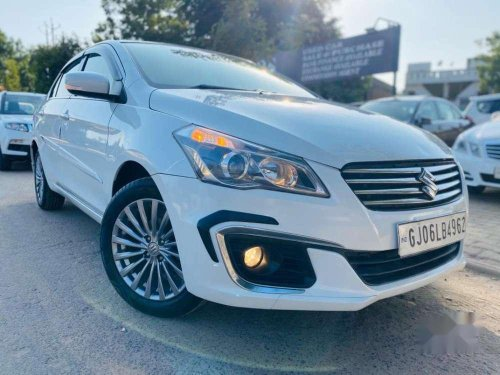 Used 2017 Maruti Suzuki Ciaz Alpha MT for sale in Vadodara