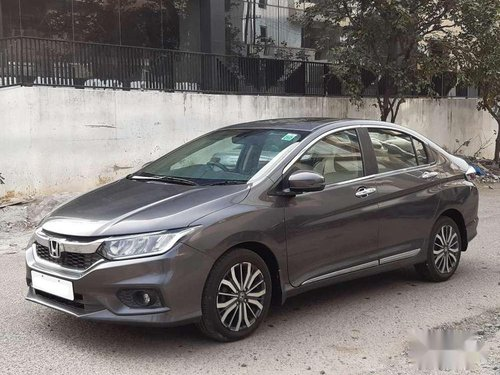 Used 2017 Honda City ZX CVT AT for sale in Hyderabad