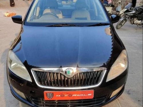 Used 2012 Skoda Rapid MT for sale in Hyderabad
