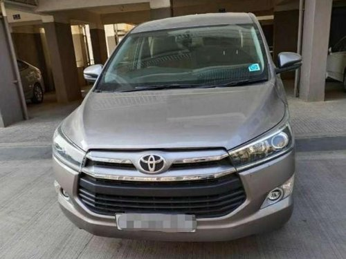 Used Toyota Innova Crysta 2019 MT for sale in Pune