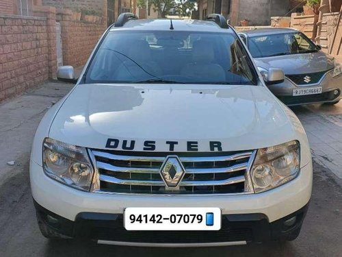 2013 Renault Duster RXZ MT for sale in Jodhpur