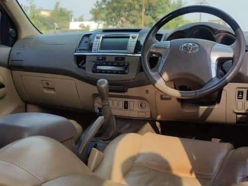 2014 Toyota Fortuner 4x2 Manual MT for sale in Chandrapur