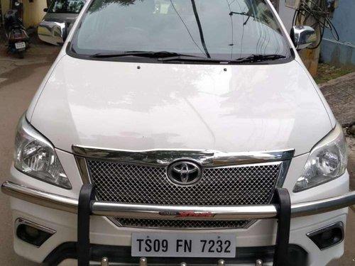 Used Toyota Innova 2.5 E 2015 MT for sale in Hyderabad