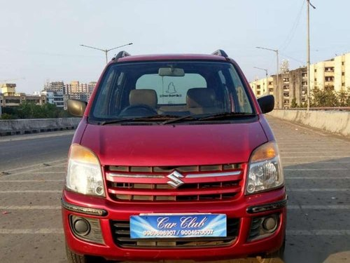 Used Maruti Suzuki Wagon R LXI 2008 MT for sale in Mumbai