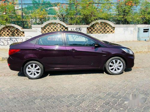 Used 2012 Hyundai Fluidic Verna MT for sale in Mumbai