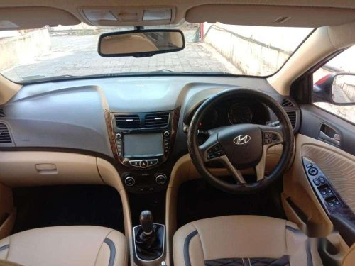 2017 Hyundai Fluidic Verna MT for sale in Mumbai