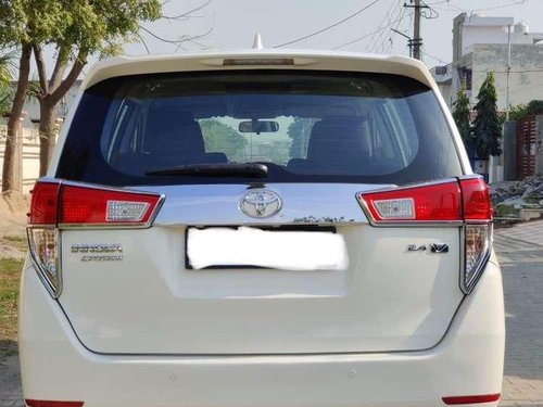 Toyota Innova Crysta 2018 MT for sale in Karnal