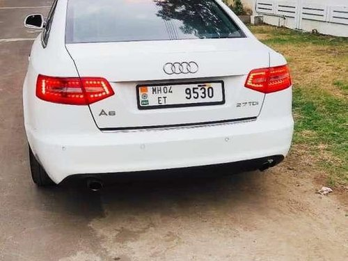 Used 2011 Audi A6 3.0 TDI quattro AT for sale in Chandrapur