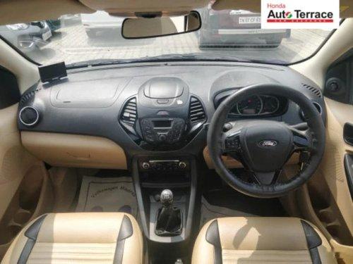Used Ford Figo Aspire 1.2 Ti-VCT Titanium 2017 MT in Chennai