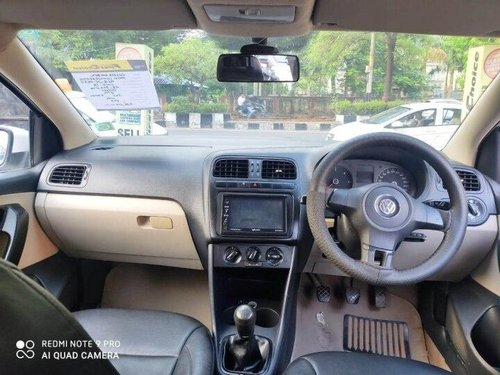Used 2013 Volkswagen Polo MT for sale in Surat