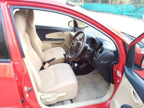 Used Honda Brio VX 2015 MT for sale in Mumbai