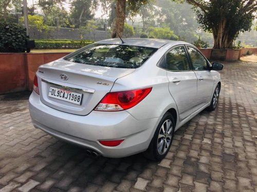 Used 2014 Hyundai Verna MT for sale in New Delhi