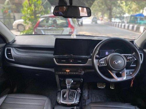 Used Kia Seltos 2019 AT for sale in New Delhi