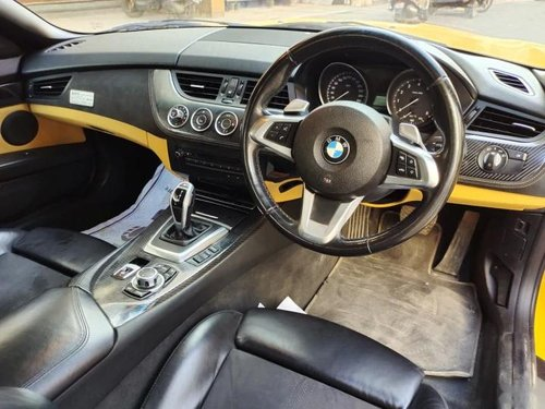 Used BMW Z4 2013 AT for sale in Bangalore